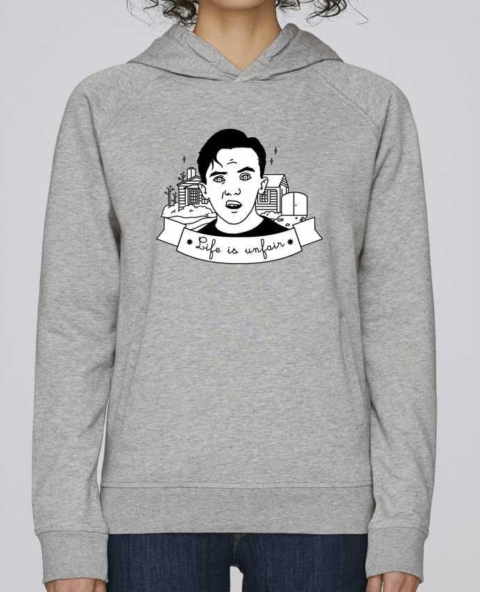 Sudadera Hombre Capucha Stanley Base Malcolm in the middle por tattooanshort