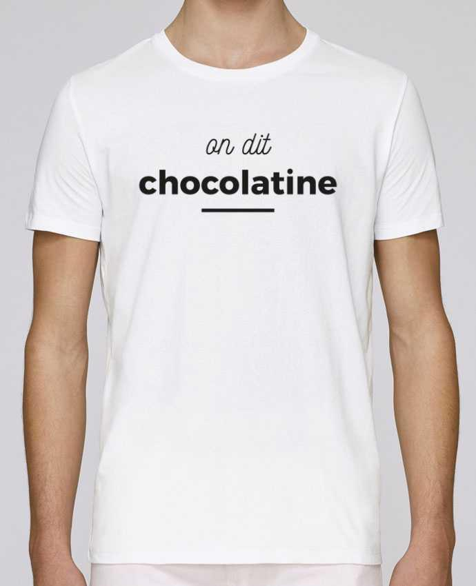 Camiseta Cuello Redondo Stanley Leads On dit chocolatine por Ruuud