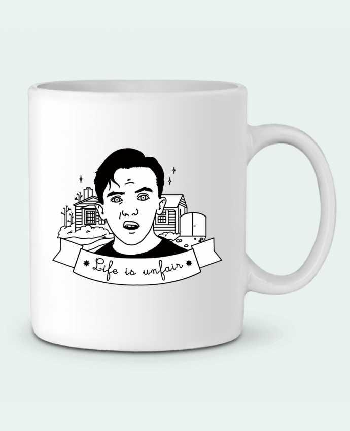 Taza Cerámica Malcolm in the middle por tattooanshort