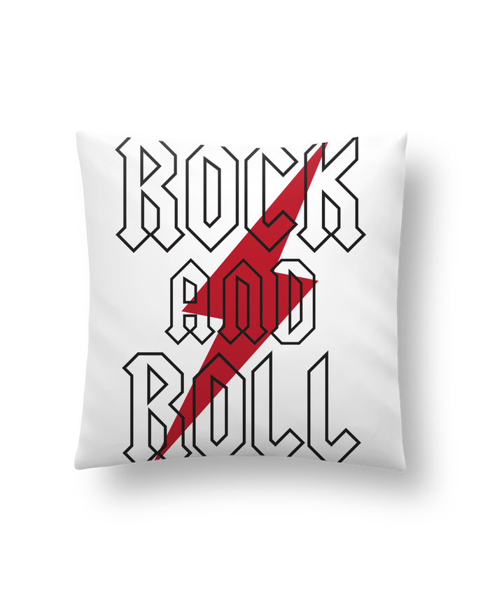 Cojín Sintético Suave 45 x 45 cm Rock And Roll por Freeyourshirt.com