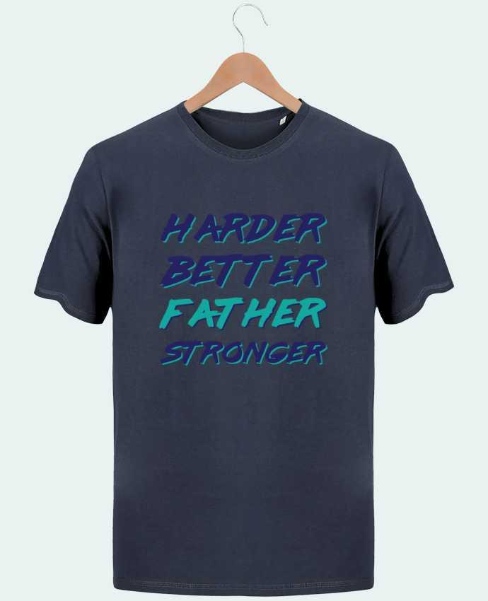 Camiseta Hombre Stanley Hips Harder Better Father Stronger por tunetoo