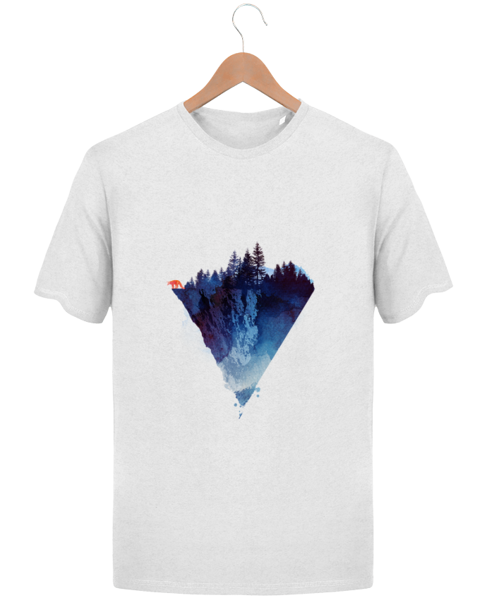 Camiseta Hombre Stanley Hips Near to the edge por robertfarkas