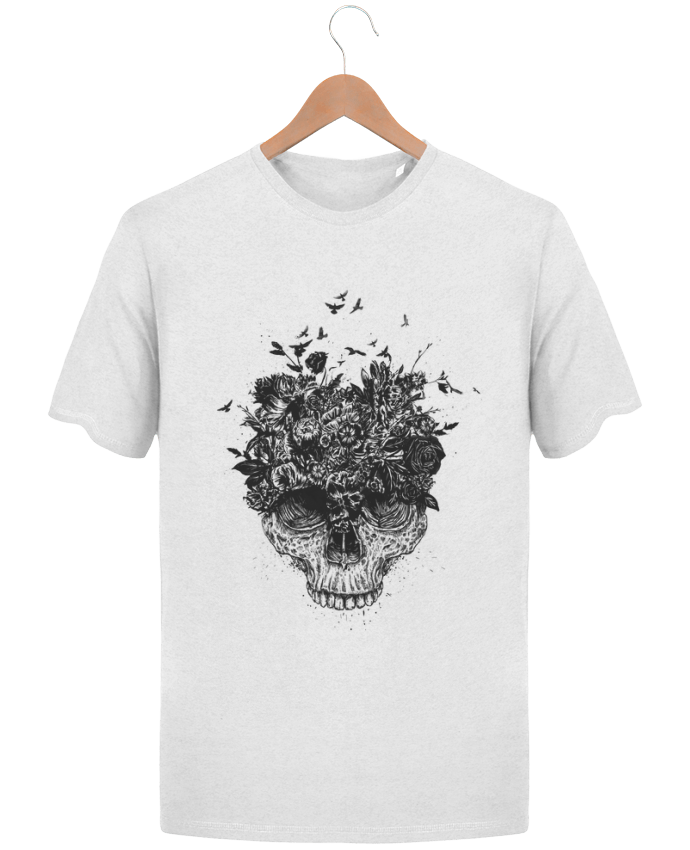 Camiseta Hombre Stanley Hips My head is a jungle por Balàzs Solti