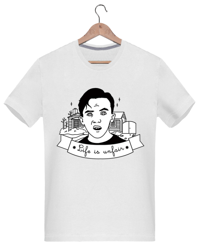 Camiseta Hombre 180g Malcolm in the middle por tattooanshort