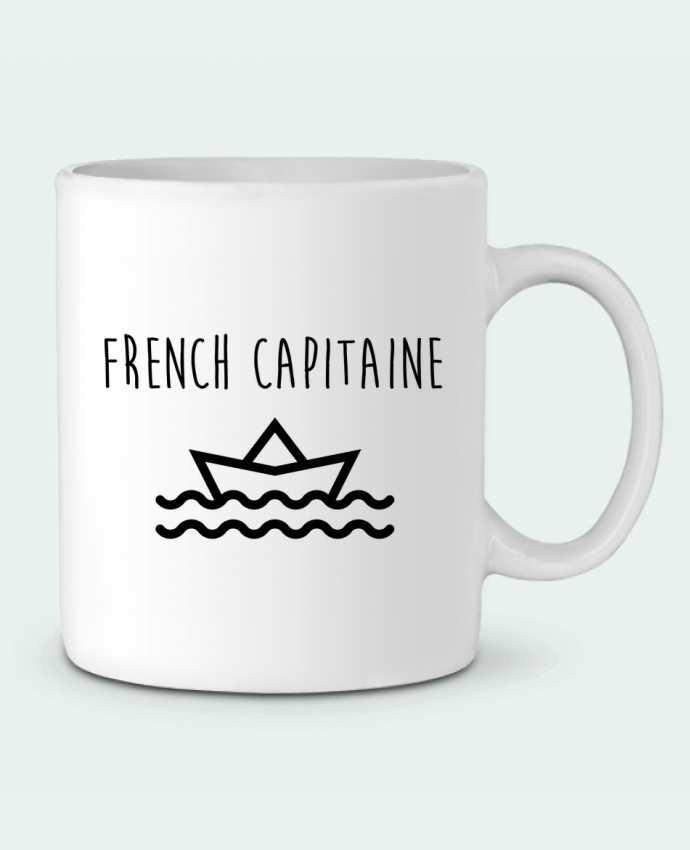 Taza Cerámica French capitaine por Ruuud
