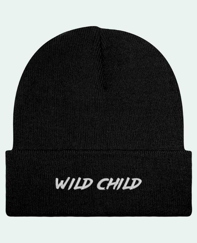 Gorro Beanie  Wild Child por tunetoo