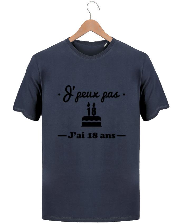 Camiseta hombre stanley hips j 39 peux pas j 39 ai 18 ans cadeau d 39 anniversaire benichan tunetoo - Cadeau d anniversaire 18 ans ...