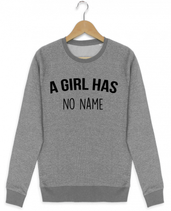 Sudadera Cuello Redondo Stella Seeks A girl has no name por Bichette