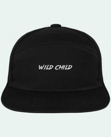 Gorra Snapback Pitcher Wild Child por tunetoo