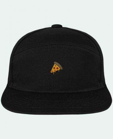 Gorra Snapback Pitcher Pizza slice por tunetoo