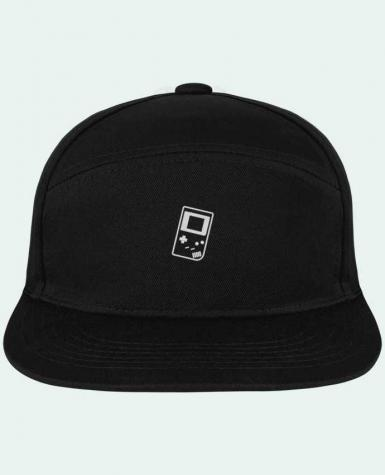 Gorra Snapback Pitcher Gameboy brodé por tunetoo