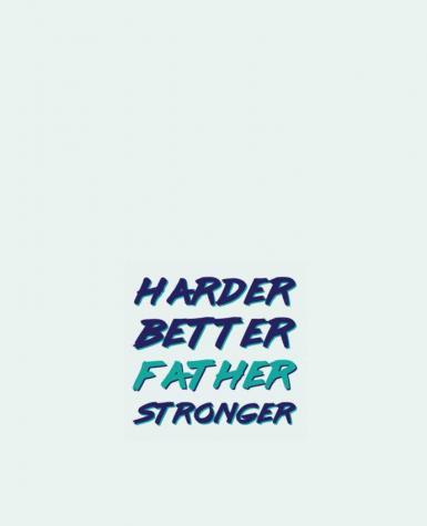 Bolsa de Tela de Algodón Harder Better Father Stronger por tunetoo