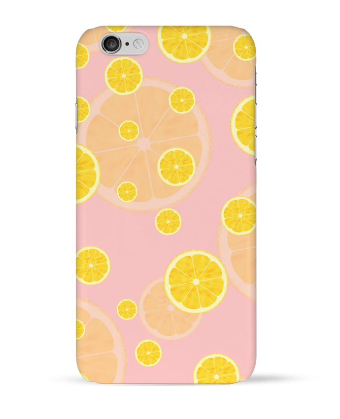 Carcasa  Iphone 6 Lemon juice por tunetoo
