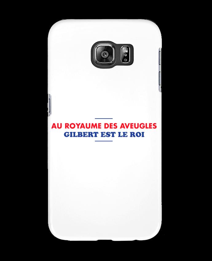 Carcasa Samsung Galaxy S6 Au royaume des aveugles - tunetoo
