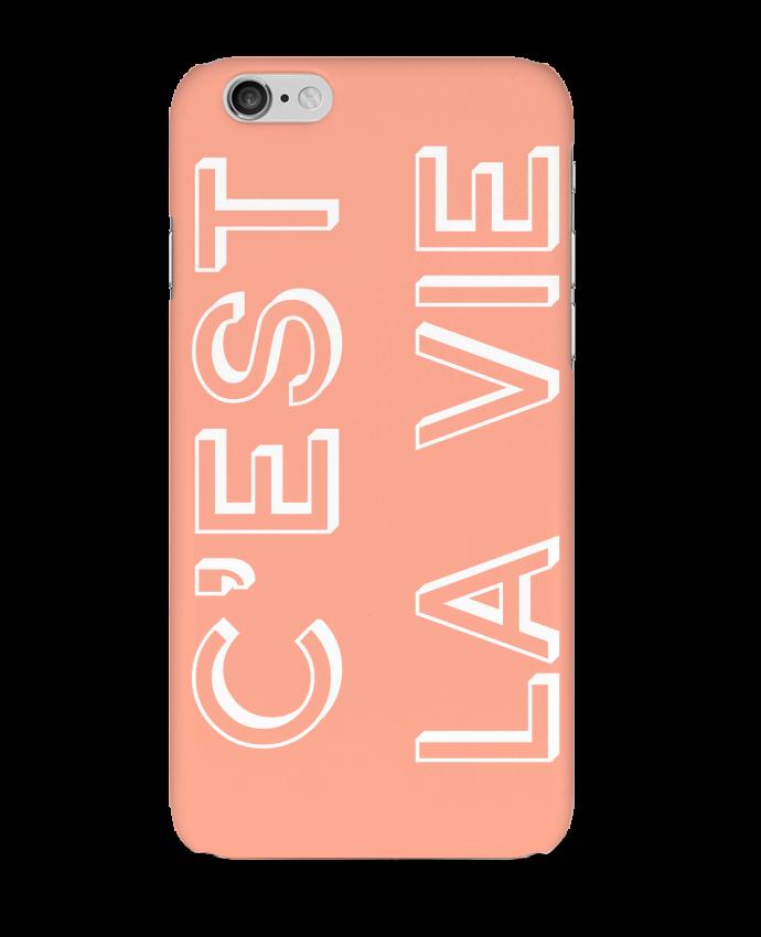 Carcasa  Iphone 6 C'est la vie por tunetoo