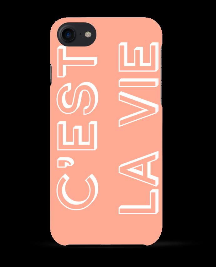 Carcasa Iphone 7 C'est la vie de tunetoo