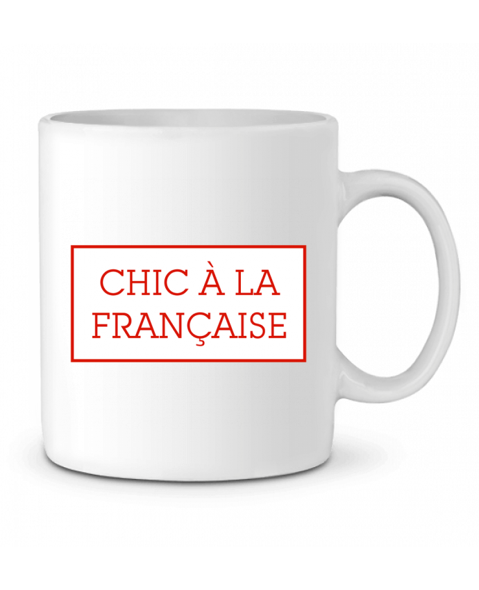 Taza Cerámica Chic à la française por tunetoo