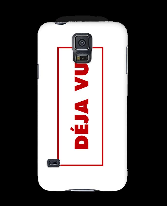 Carcasa Samsung Galaxy S5 Déjà vu por tunetoo