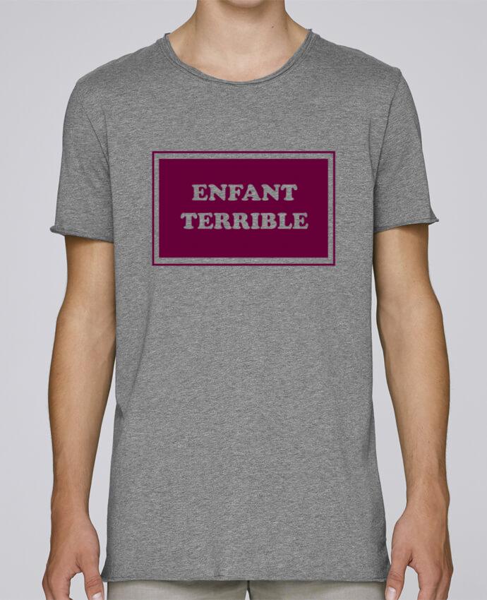 Camiseta Hombre Tallas Grandes Stanly Skates Enfant terrible por tunetoo