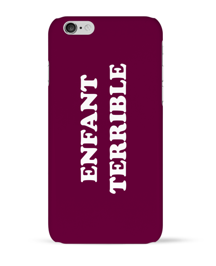 Carcasa  Iphone 6 Enfant terrible por tunetoo