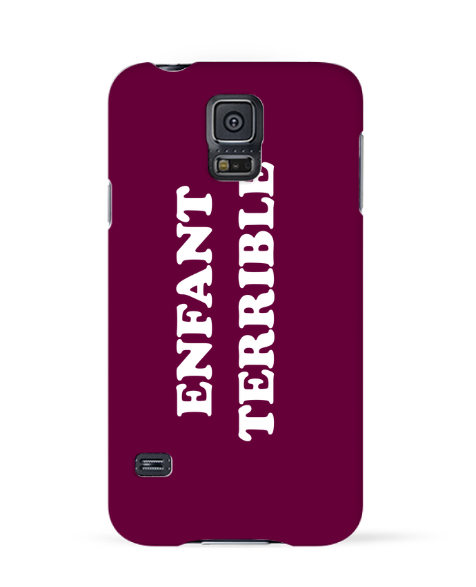 Carcasa Samsung Galaxy S5 Enfant terrible por tunetoo