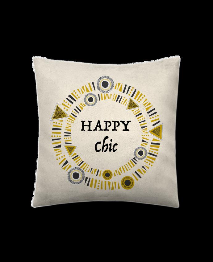 Cojín Piel de Melocotón 45 x 45 cm Happy Chic por LF Design