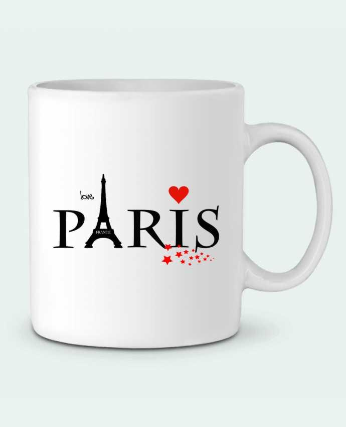 Taza Cerámica Paris love por Dream Design
