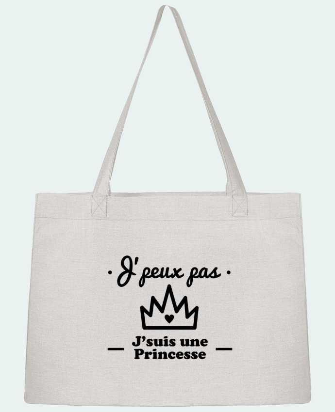 Bolsa de Tela Stanley Stella J'peux pas j'suis une princesse, humour, citations, drôle por Benichan