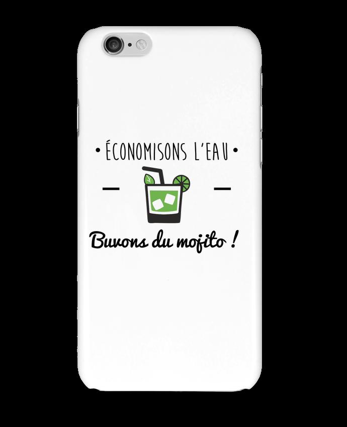 Carcasa  Iphone 6 Économisons l'eau, buvons du mojito ! Humour , alcool , citations por Benichan