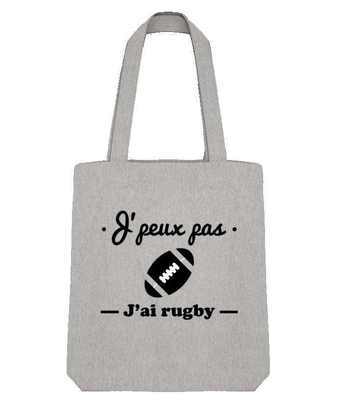 Bolsa de Tela Stanley Stella J'peux pas j'ai rugby por Benichan