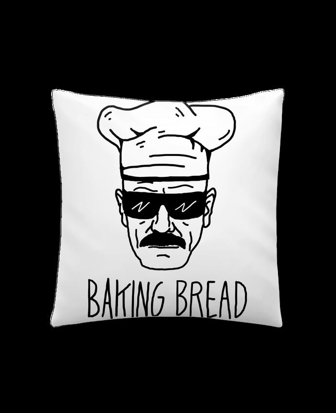 Cojín Sintético Suave 45 x 45 cm Baking bread por Nick cocozza