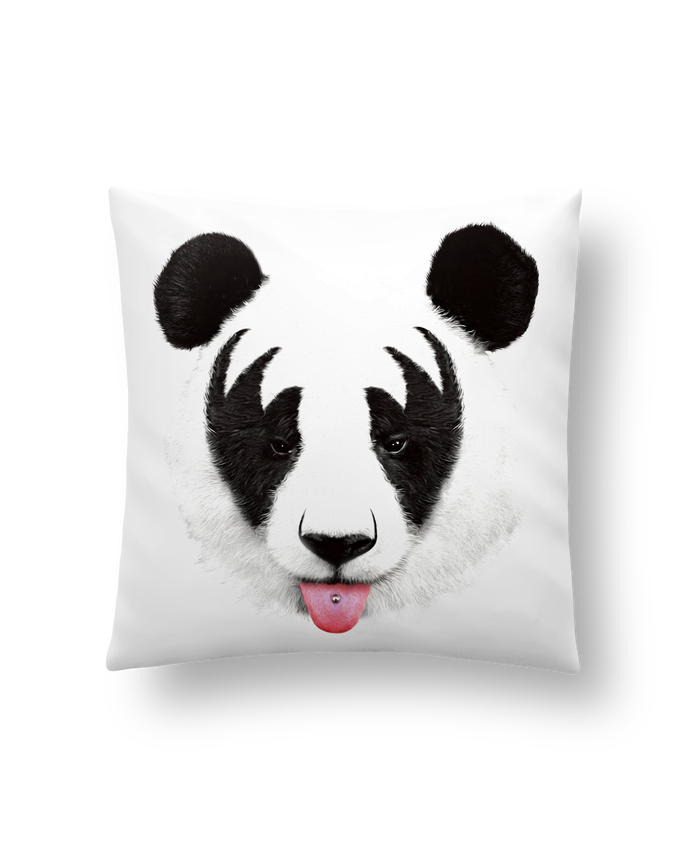 Cojín Sintético Suave 45 x 45 cm Kiss of a panda por robertfarkas
