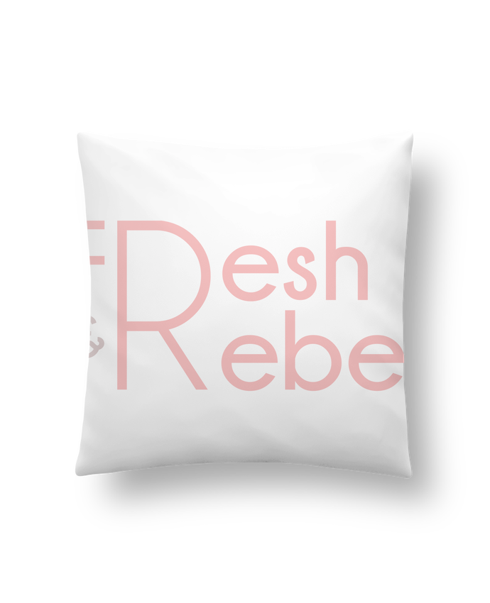 Cojín Sintético Suave 45 x 45 cm Fresh and Rebel por tunetoo