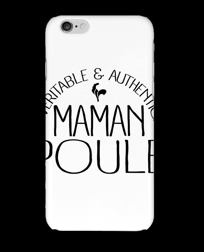 Carcasa  Iphone 6 Maman Poule por Freeyourshirt.com