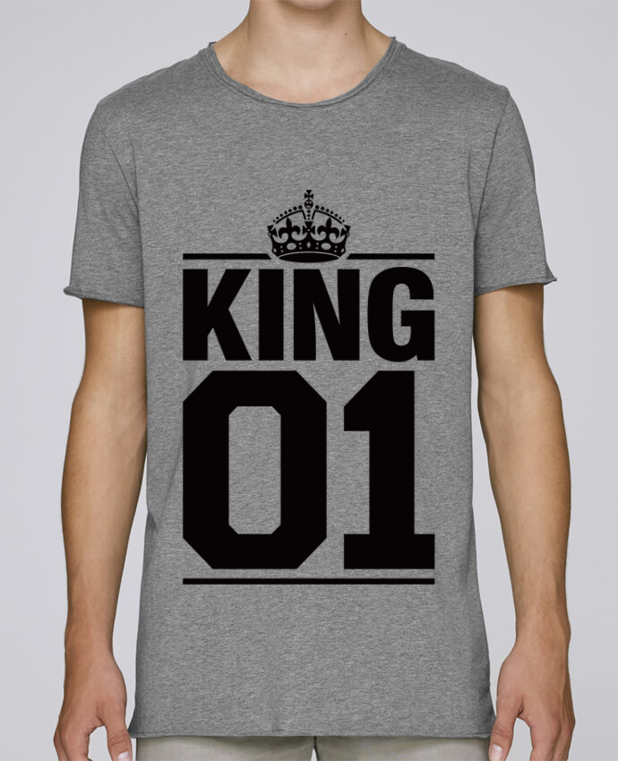 Camiseta Hombre Tallas Grandes Stanly Skates King 01 por Freeyourshirt.com