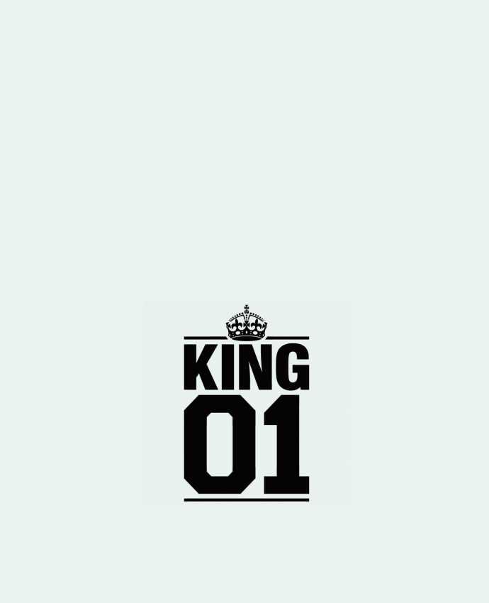 Bolsa de Tela de Algodón King 01 por Freeyourshirt.com