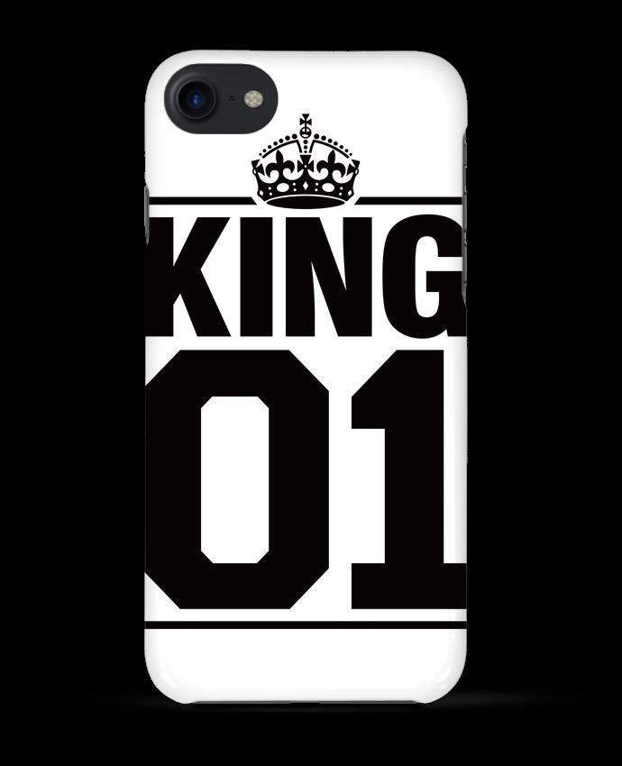 Carcasa Iphone 7 King 01 de Freeyourshirt.com