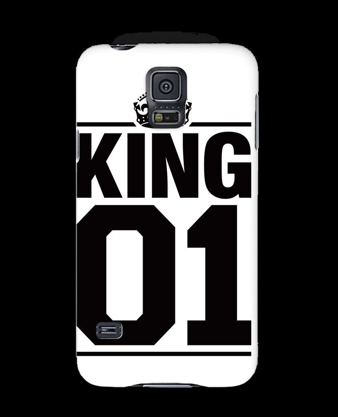 Carcasa Samsung Galaxy S5 King 01 por Freeyourshirt.com