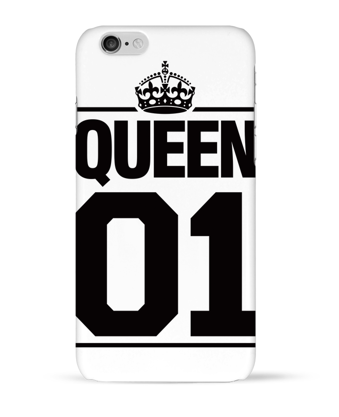 Carcasa  Iphone 6 Queen 01 por Freeyourshirt.com