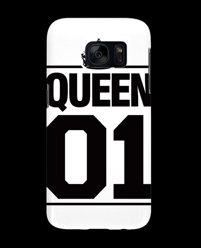 Carcasa Samsung Galaxy S7 Queen 01 por Freeyourshirt.com