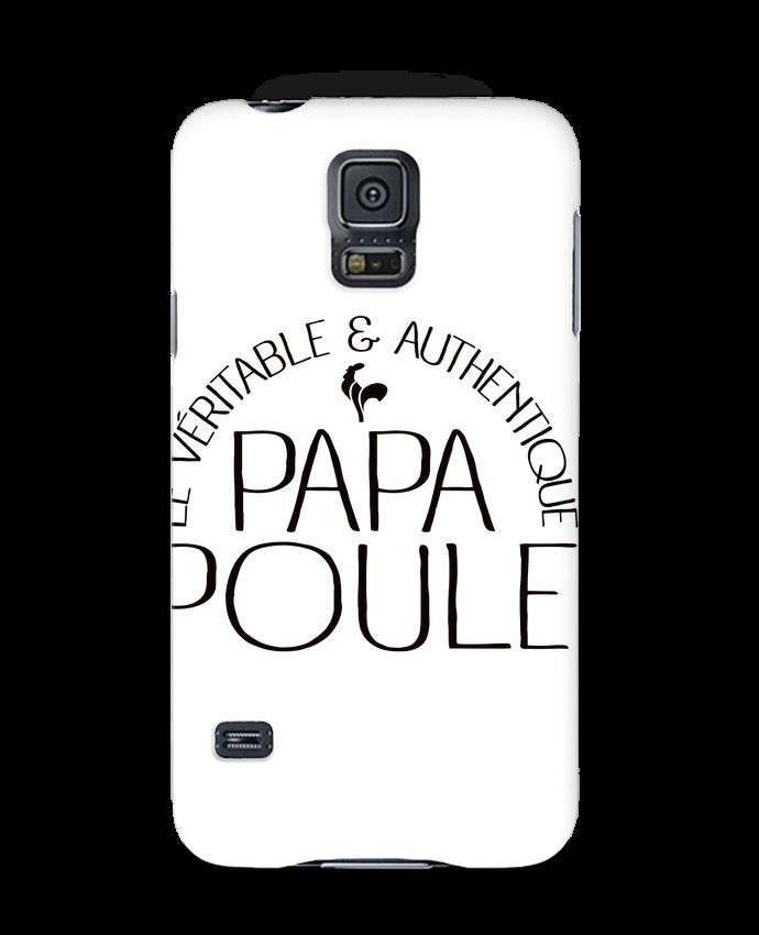 Carcasa Samsung Galaxy S5 Papa Poule por Freeyourshirt.com