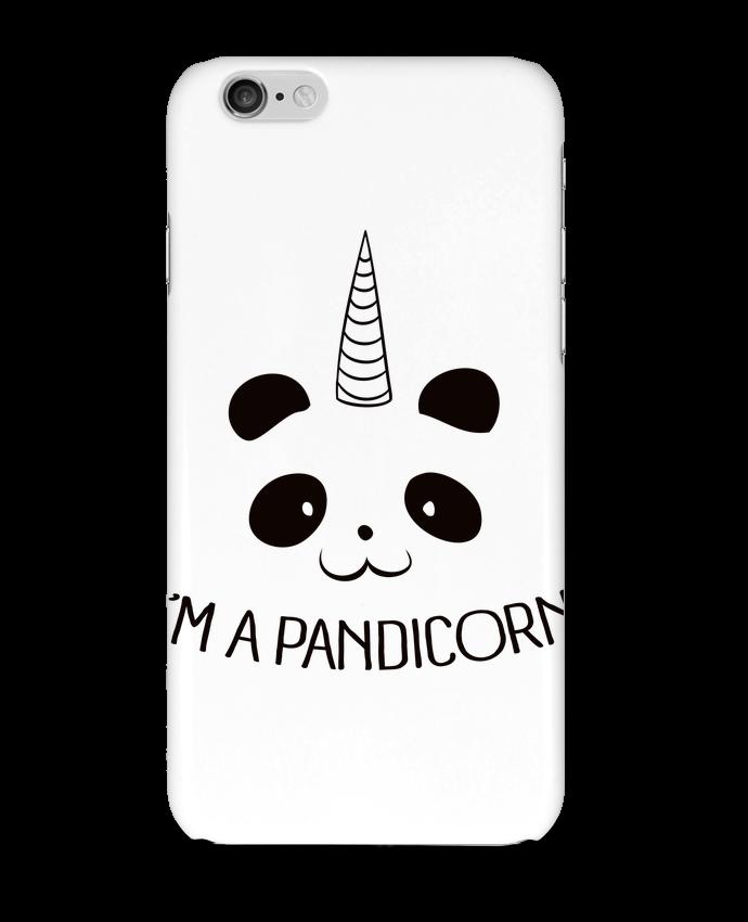 Carcasa  Iphone 6 I'm a Pandicorn por Freeyourshirt.com