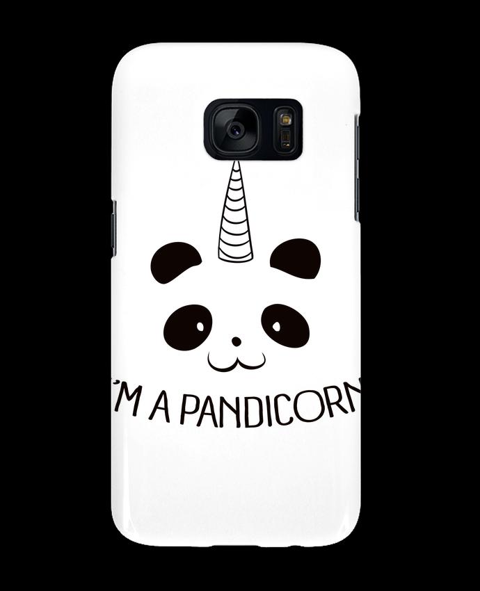 Carcasa Samsung Galaxy S7 I'm a Pandicorn por Freeyourshirt.com