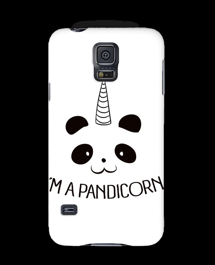 Carcasa Samsung Galaxy S5 I'm a Pandicorn por Freeyourshirt.com