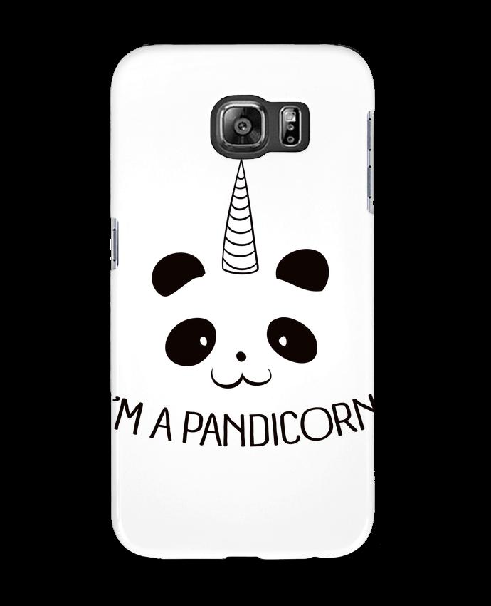 Carcasa Samsung Galaxy S6 I'm a Pandicorn - Freeyourshirt.com