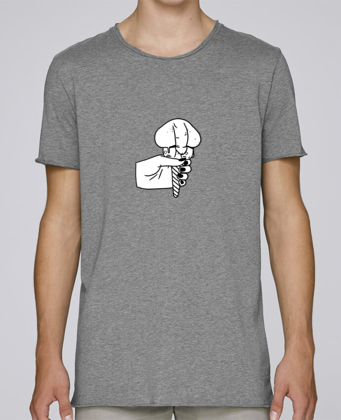 Camiseta Hombre Tallas Grandes Stanly Skates Ice cream por tattooanshort