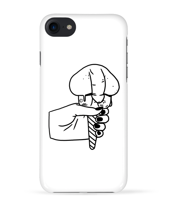 Carcasa Iphone 7 Ice cream de tattooanshort