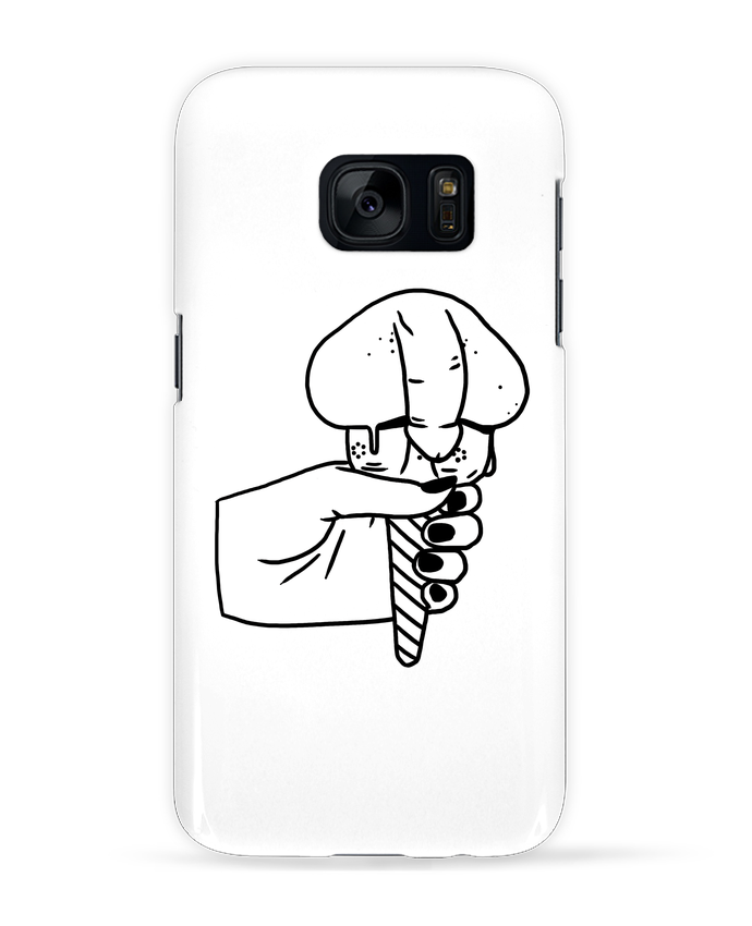 Carcasa Samsung Galaxy S7 Ice cream por tattooanshort