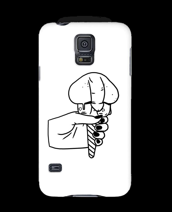 Carcasa Samsung Galaxy S5 Ice cream por tattooanshort
