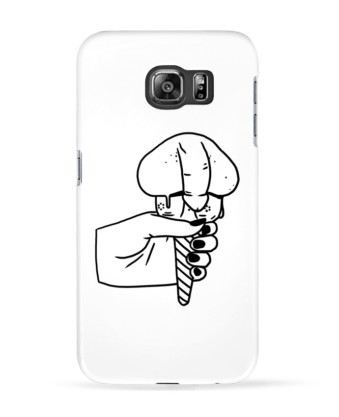 Carcasa Samsung Galaxy S6 Ice cream - tattooanshort